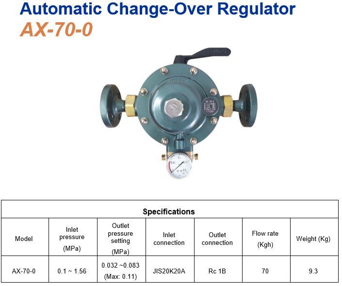 Van chuyển đổi tự động ito 70kh/h AX-70-0